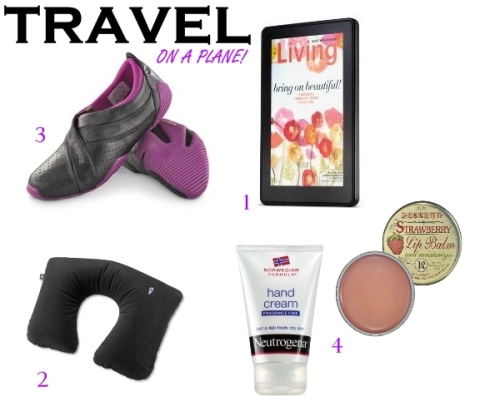 Items I travel with